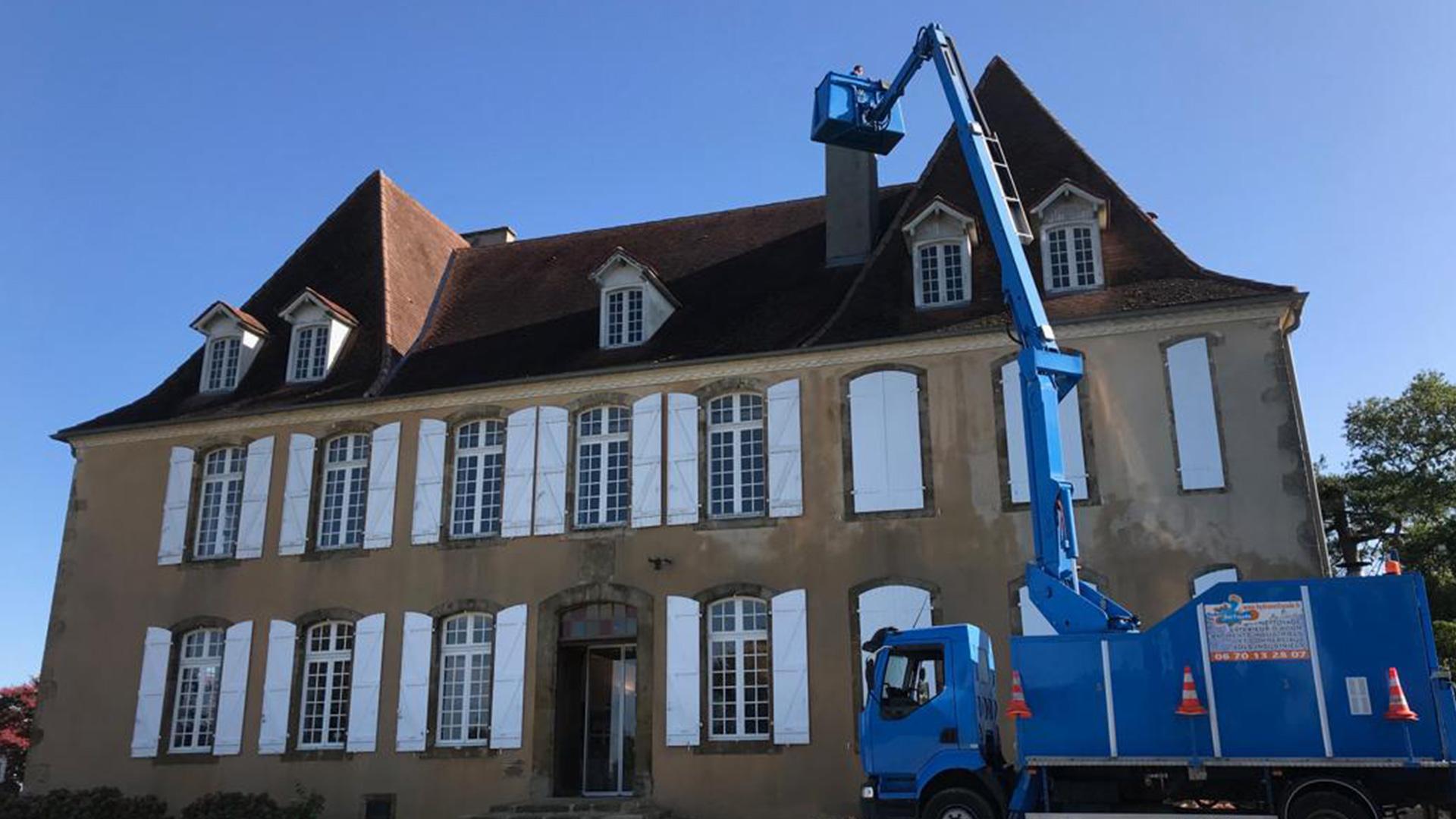 Hydronet - Château de Crouseilles