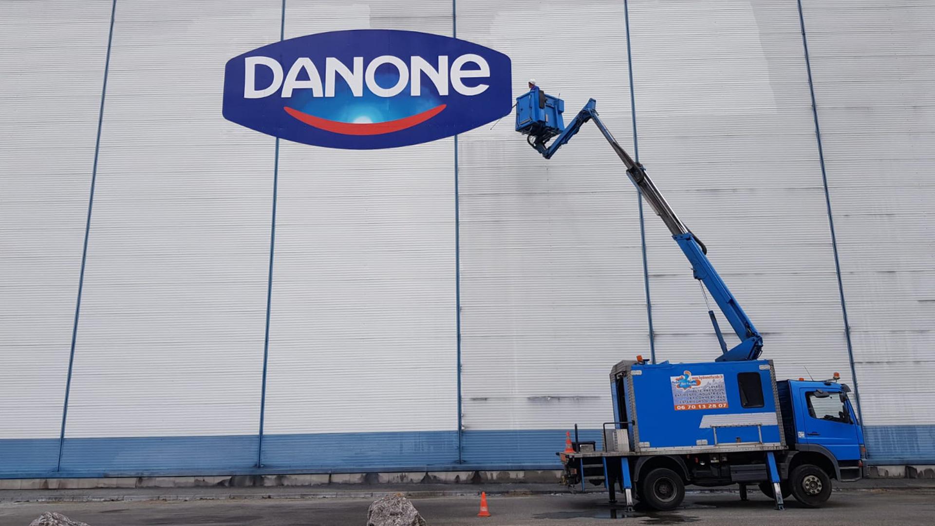Hydronet - Danone - Villecomtal