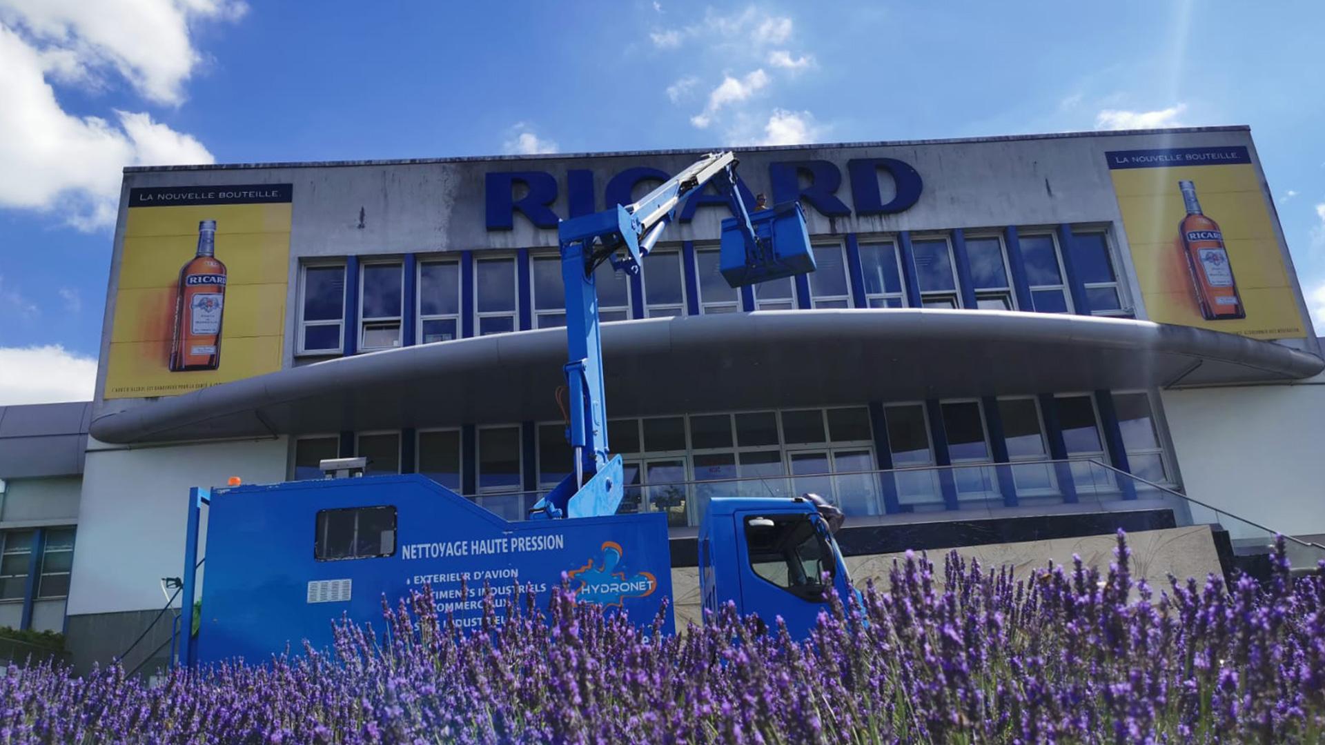 Hydronet - Ricard - Bordeaux